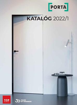 Katalóg interiérových dveri Porta doors