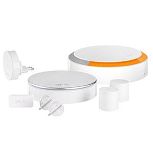 Somfy - veterny senzor