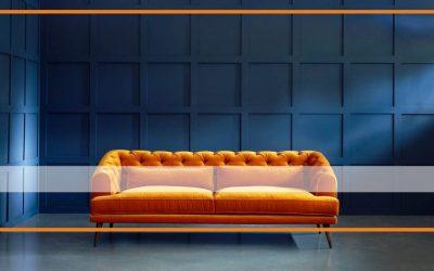 Farebný nábytok