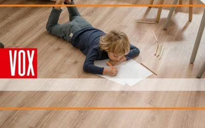 Kompozitná podlaha ideálna do celého domu