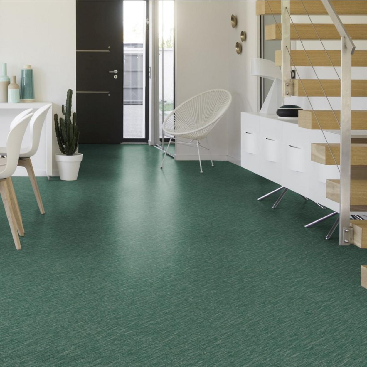 farebná podlaha