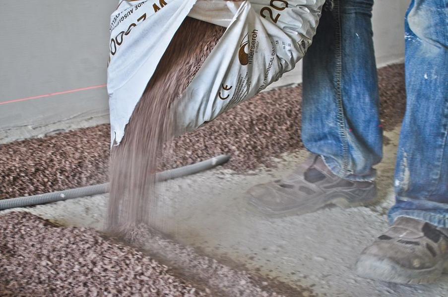 vyrovnávanie podkladu podlahy